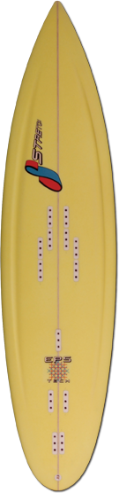 Round Tail Towin Board